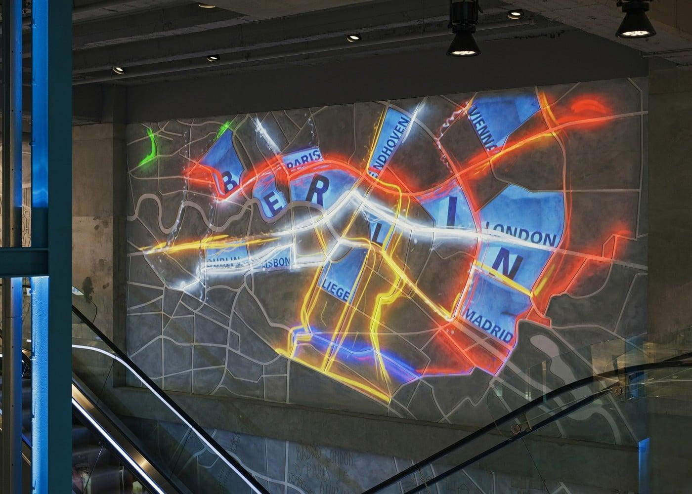 retail lighting design: Berlin