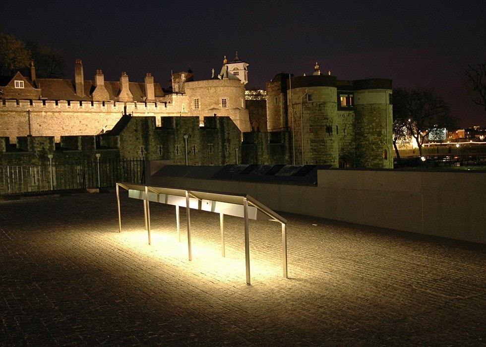 exhibition lighting design: castle