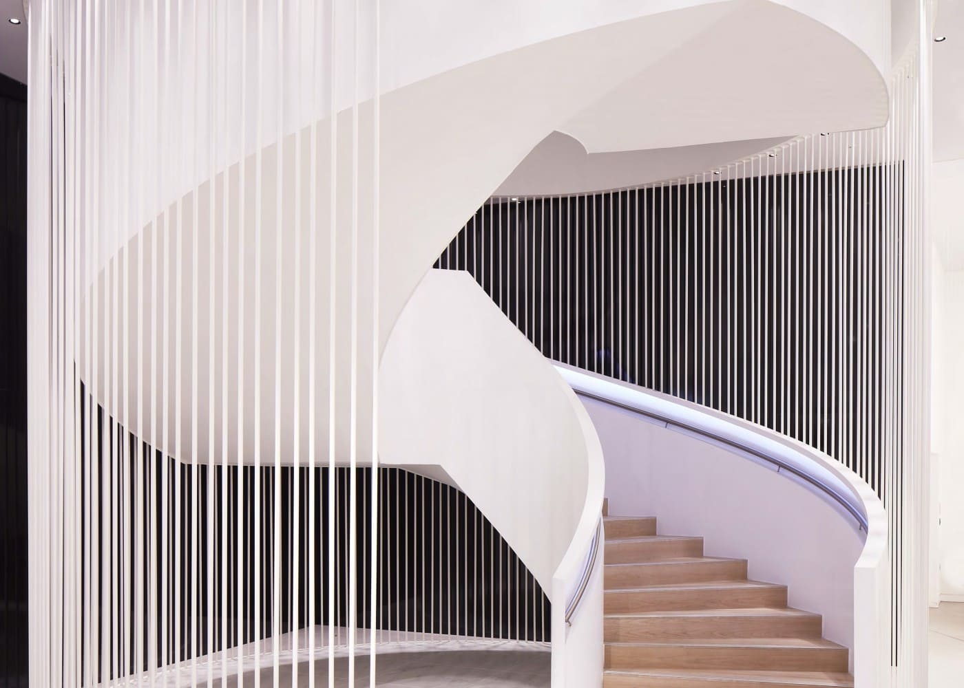 lighting design staircase