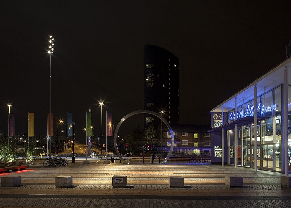 public realm lighting