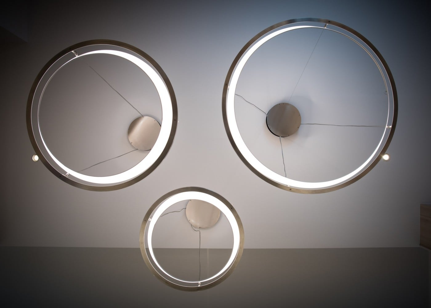 retail lighting design: Barcelona HP light design